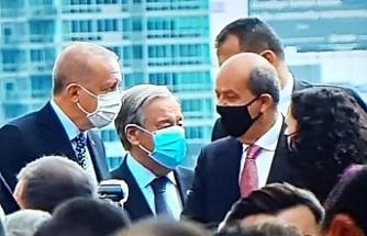 Tatar, BM Genel Sekreteri ile görüşecek