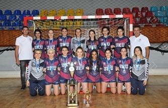 UKÜ Kadın Hentbol Takımı yeni sezona hazır