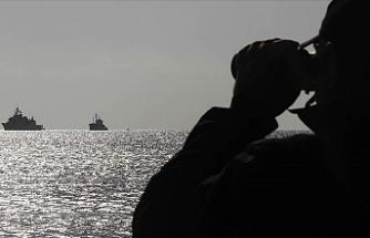 Yunanistan'ın, Türkiye'nin kıta sahanlığını ihlal eden NAVTEX'ine itiraz