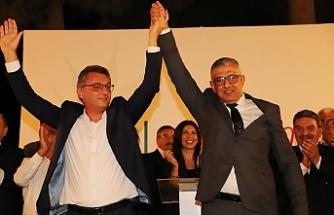 CTP, Akdoğan'da Ahmet Latif ile devam