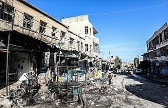 Esed rejiminin İdlib'de pazar yerine saldırısında 10 sivil öldü