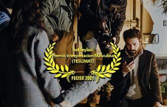 """İzel Seylani'ye  """"En İyi Aktör"""" ödülü"""