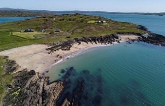 Rum işadamı İrlanda'da ada satın aldı