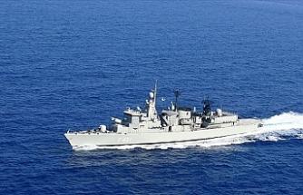 Rum Milli Muhafız Ordusu'nun İris tatbikatı tamamlandı