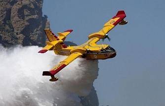 Rum Orman Dairesine takviye uçak
