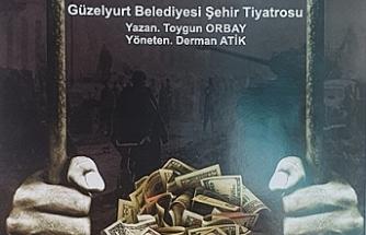 """""""Şerefine insanoğlu"""" Adana'da sahneleniyor"""