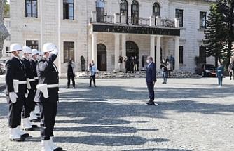 Tatar'dan Hatay'da temaslar