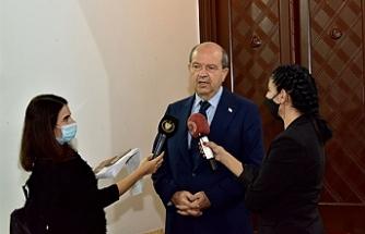 """Tatar:  """"Sayın Başbakan bugün bana yaptığı ziyarette göreve devam etmek istemediğini söyledi"""""""