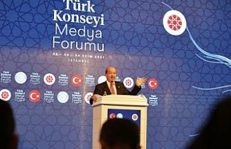 Tatar, Türk Konseyi Medya Forumuna katıldı