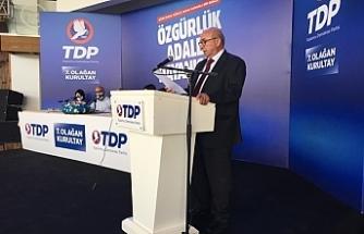 TDP, Cemal Özyiğit ile devam dedi