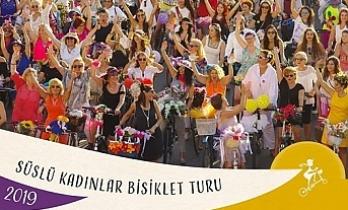 """""""Süslü Kadınlar Bisiklet Turu"""" etkinliği 22 Eylül'de"""