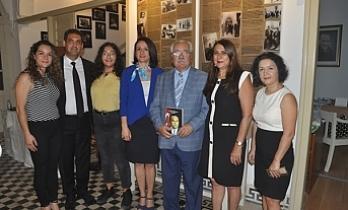 Kendi Anlatımı ile Dr. Fazıl Küçük'ün Anıları' isimli kitabın imza günü dün Dr. Fazıl Küçük Müzesi'nde yapıldı