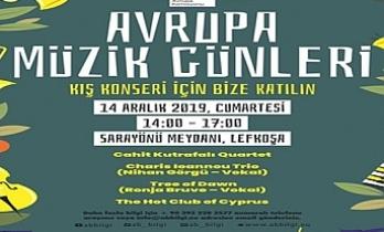 Avrupa Müzik Günleri kapsamında Sarayönü Meydanı'nda konser düzenlenecek