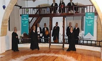 """Mevlana'yı anma etkinliklerinin"""" açılışı Lefkoşa Mevlihanesi'nde yapıldı"""