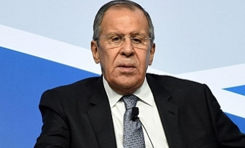 Lavrov'dan Rusya-Güney Kıbrıs ilişkileri hakkında açıklama