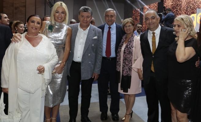 KIBRIS GENÇ TV 21. YILINI KUTLADI