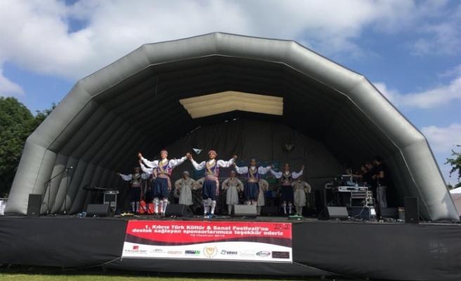 LONDRA'DA 1.KIBRIS TÜRK KÜLTÜR VE SANAT FESTİVALİ YAPILDI