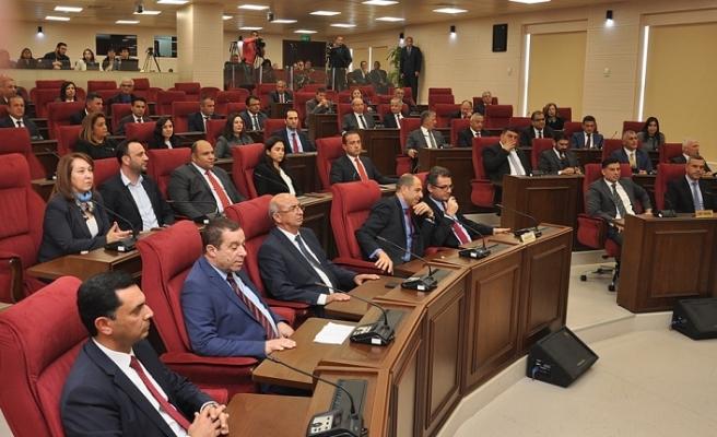 MECLİS GENEL KURULU TAMAMLANDI... BUGÜNKÜ TOPLANTI 8 SAAT SÜRDÜ