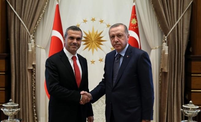MECLİS BAŞKANI ULUÇAY'DAN ERDOĞAN'A TEBRİK