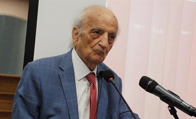 PROF. DR. FUAT SEZGİN HAYATINI KAYBETTİ