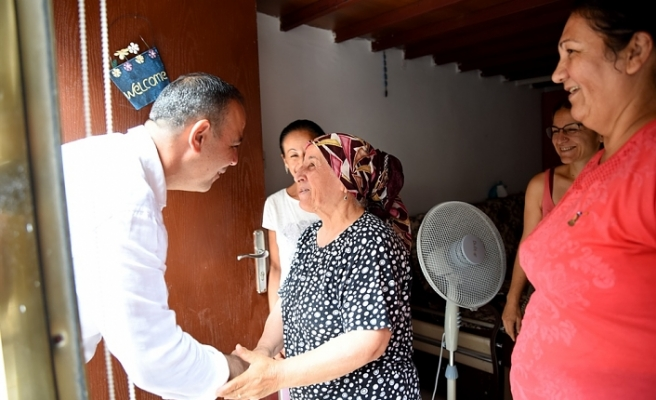 """""""YENİ DÖNEMDE DE AYNI GAYRET VE KARARLILIKLA GÖREVE DEVAM"""""""