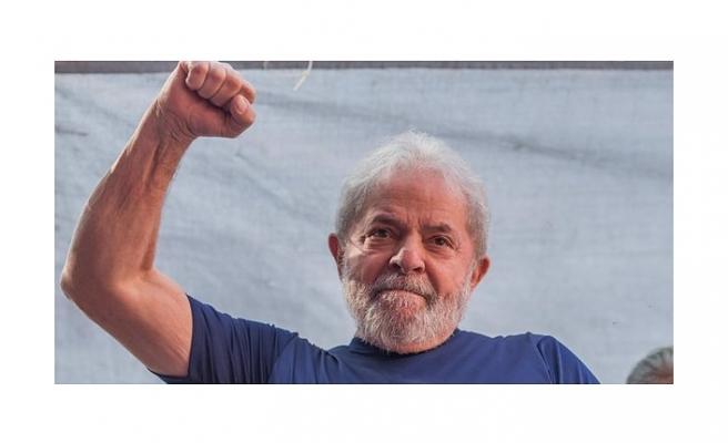 BREZİLYA'DA LULA'NIN SERBEST BIRAKILMA TALEBİ REDDEDİLDİ