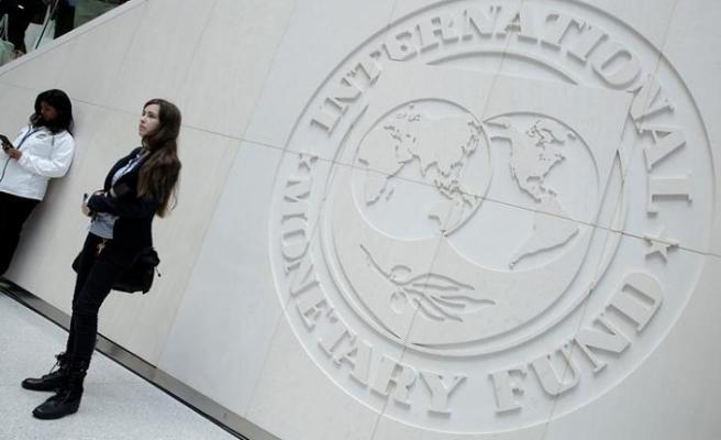 IMF, TÜRKİYE'NİN BÜYÜME BEKLENTİSİNİ YÜZDE 0,2 DÜŞÜRDÜ