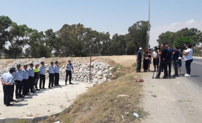 MKEP, AYLUGA SULAK ALANI'NDAKİ YAPILAŞMAYI PROTESTO ETTİ