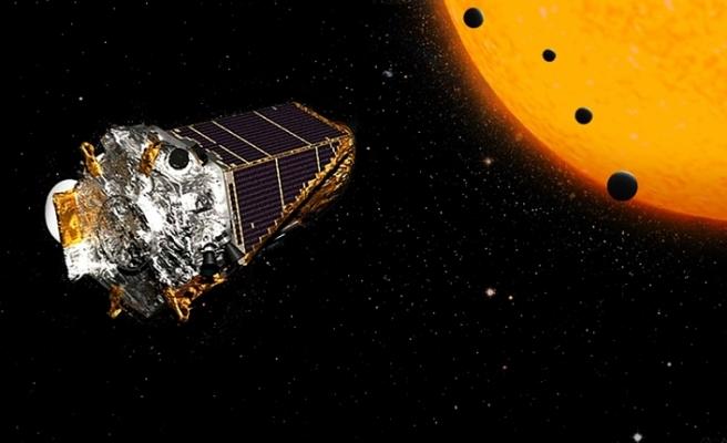 NASA 2009'DA UZAYA GÖNDERİLEN GEZEGEN AVCISI KEPLER'İN SONA YAKLAŞTIĞINI DUYURDU