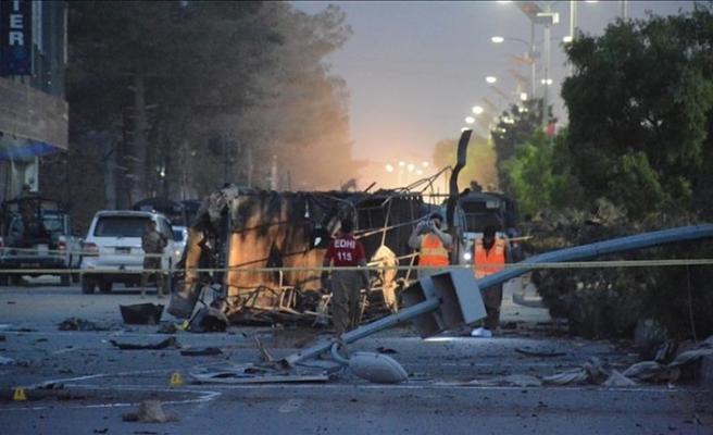 PAKİSTAN'DA İKİ MİTİNGDE BOMBALI SALDIRI: 29 ÖLÜ