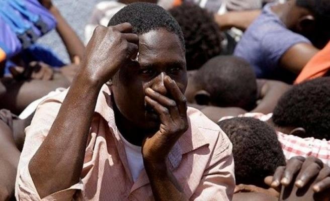 YEMEN'DEKİ AFRİKALI GÖÇMENLERİN GÖNÜLLÜ DÖNÜŞLERİ YENİDEN BAŞLADI