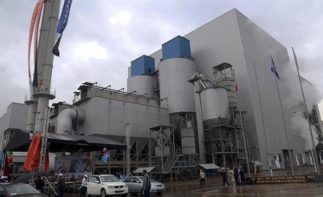 AFRİKA'NIN İLK ATIKTAN ENERJİ ÜRETİM TESİSİ ETİYOPYA'DA AÇILDI