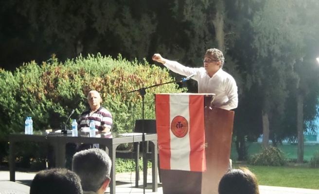 CTP'Lİ YETKİLİLER GAZİMAĞUSA'DAYDI