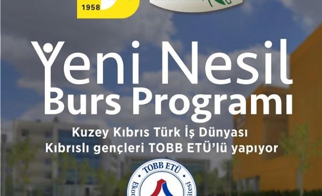 KTTO VE KTSO'DAN 2 ÖĞRENCİYE BURS