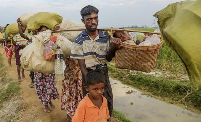 MYANMAR'DA 24 BİNDEN FAZLA ARAKANLI MÜSLÜMAN ÖLDÜRÜLDÜ