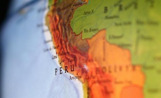 PERU-BREZİLYA SINIRINDA 7,1 BÜYÜKLÜĞÜNDE DEPREM MEYDANA GELDİ