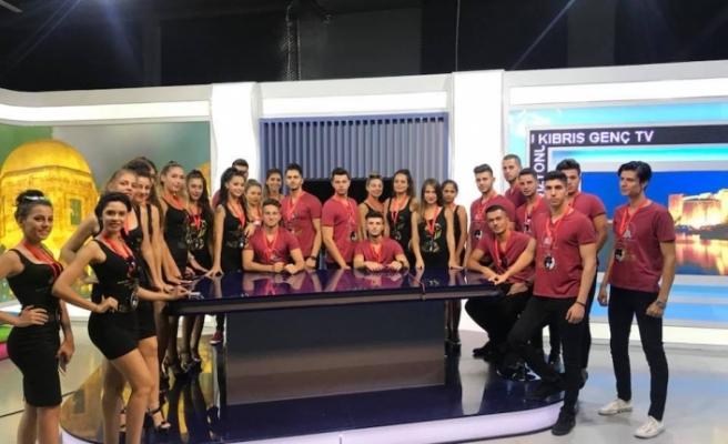 YARIŞMA, KIBRIS GENÇ TV EKRANLARINDAN CANLI YAYINLANACAK