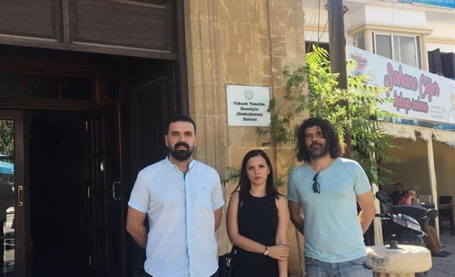 BAĞIMSIZLIK YOLU OMBUDSMAN DİZDARLI'YI ZİYARET ETTİ