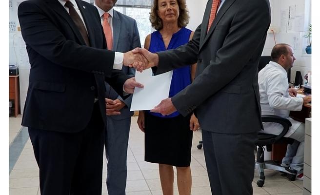HOLLANDA'DAN KAYIP ŞAHISLAR KOMİTESİ'NE 50 BİN EURO BAĞIŞ