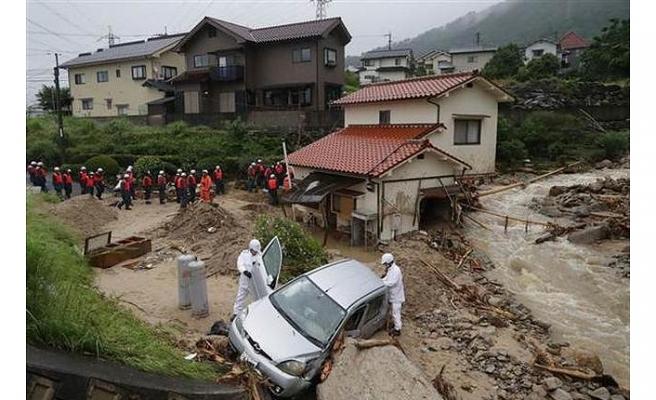 JAPONYA'DAKİ DEPREMDE CAN KAYBI 30'A YÜKSELDİ