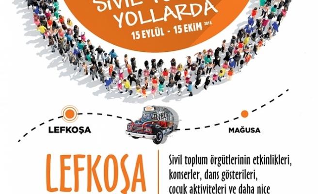 SELİMİYE MEYDANI'NDA 17.00-20.00 SAATLERİ ARASINDA SİVİL TOPLUM FESTİVALİ DÜZENLENECEK