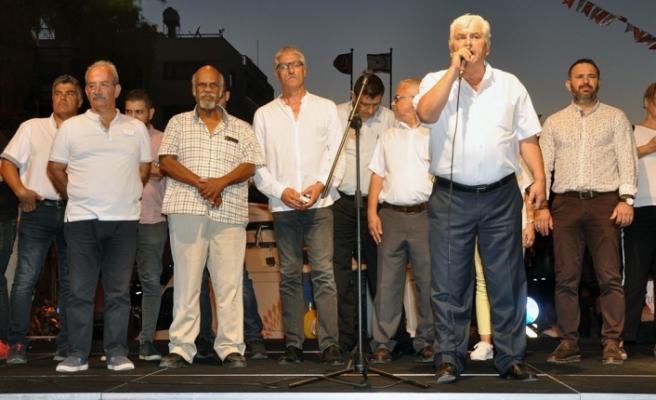 SENDİKAL PLATFORM, LEFKOŞA'DA TOPLUMSAL VAROLUŞ YÜRÜYÜŞÜ DÜZENLEDİ