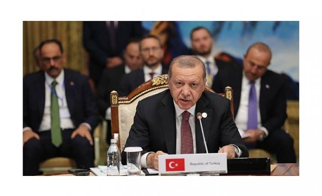 """""""ULUSLARARASI MESELELERİN ÇÖZÜMÜNDE TEHDİT, BASKI VE ŞANTAJI ÖNE ÇIKARMAYA ÇALIŞIYORLAR"""""""