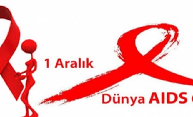 1 Aralık Dünya AIDS günü
