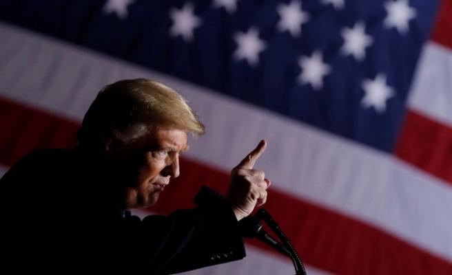 ABD Başkanı Trump'tan Meksika sınırı tepkisi
