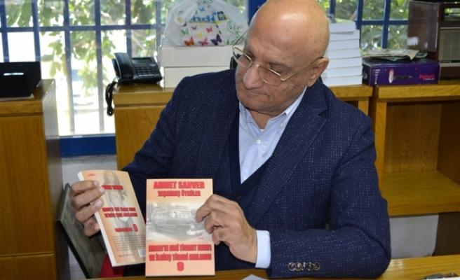 Ahmet Sanver'den 12.kitap