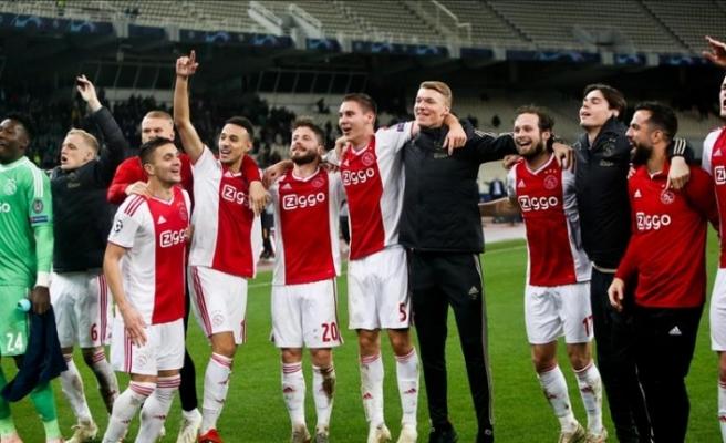 Ajax garantiledi