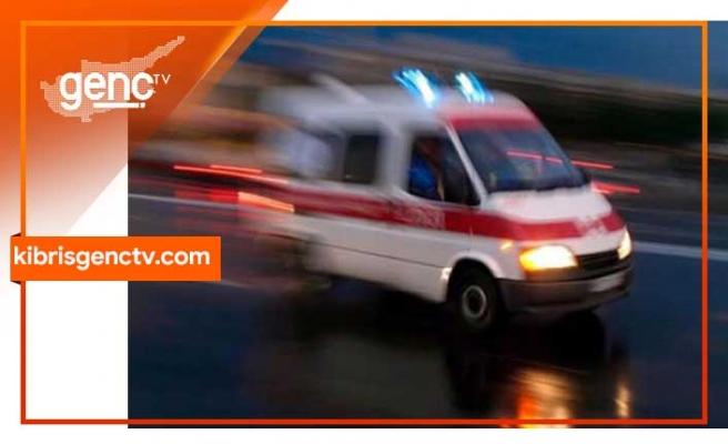 Ambulansta yaşamını yitirdi