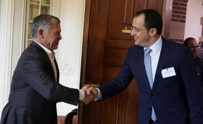 Aralık ayında Kıbrıs'ta Kıbrıs-Yunanistan-Ürdün üçlü görüşmesi yapılacak