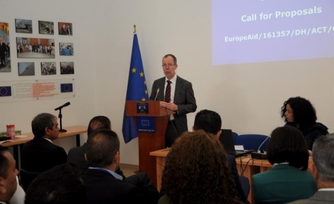Avrupa Birliği'nden tarımsal yatırımlar için 5 Milyon Euro'luk bibe